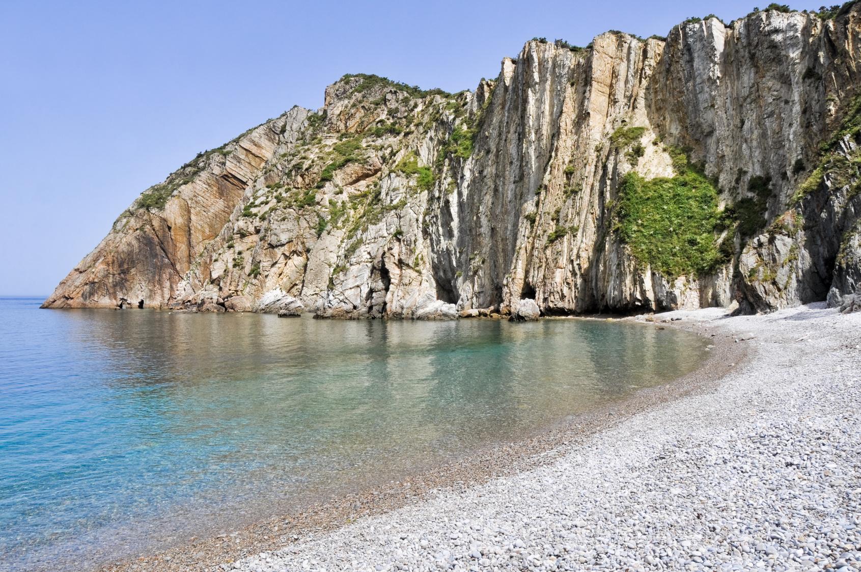 Playa del Silencio, Asturias (Espaa)